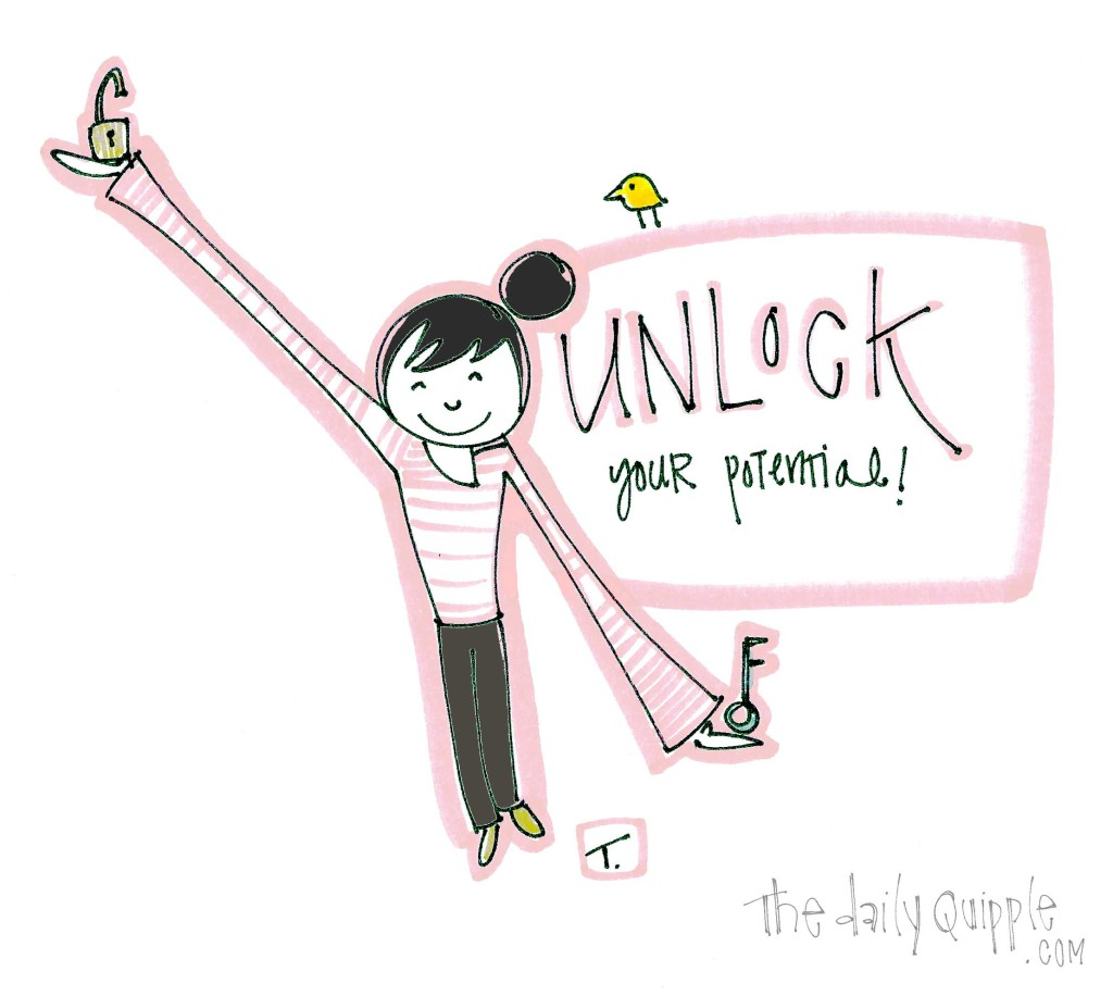 Unlock your potential!
