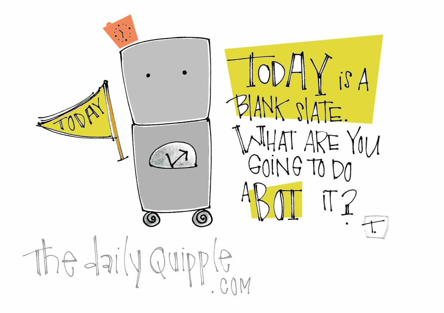 New Day Quotes The Daily Quipple