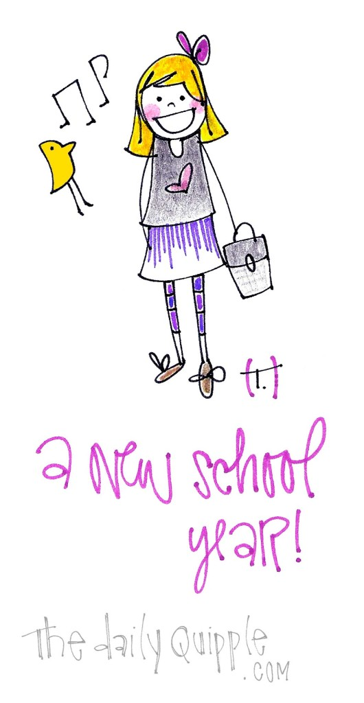 A new school year!