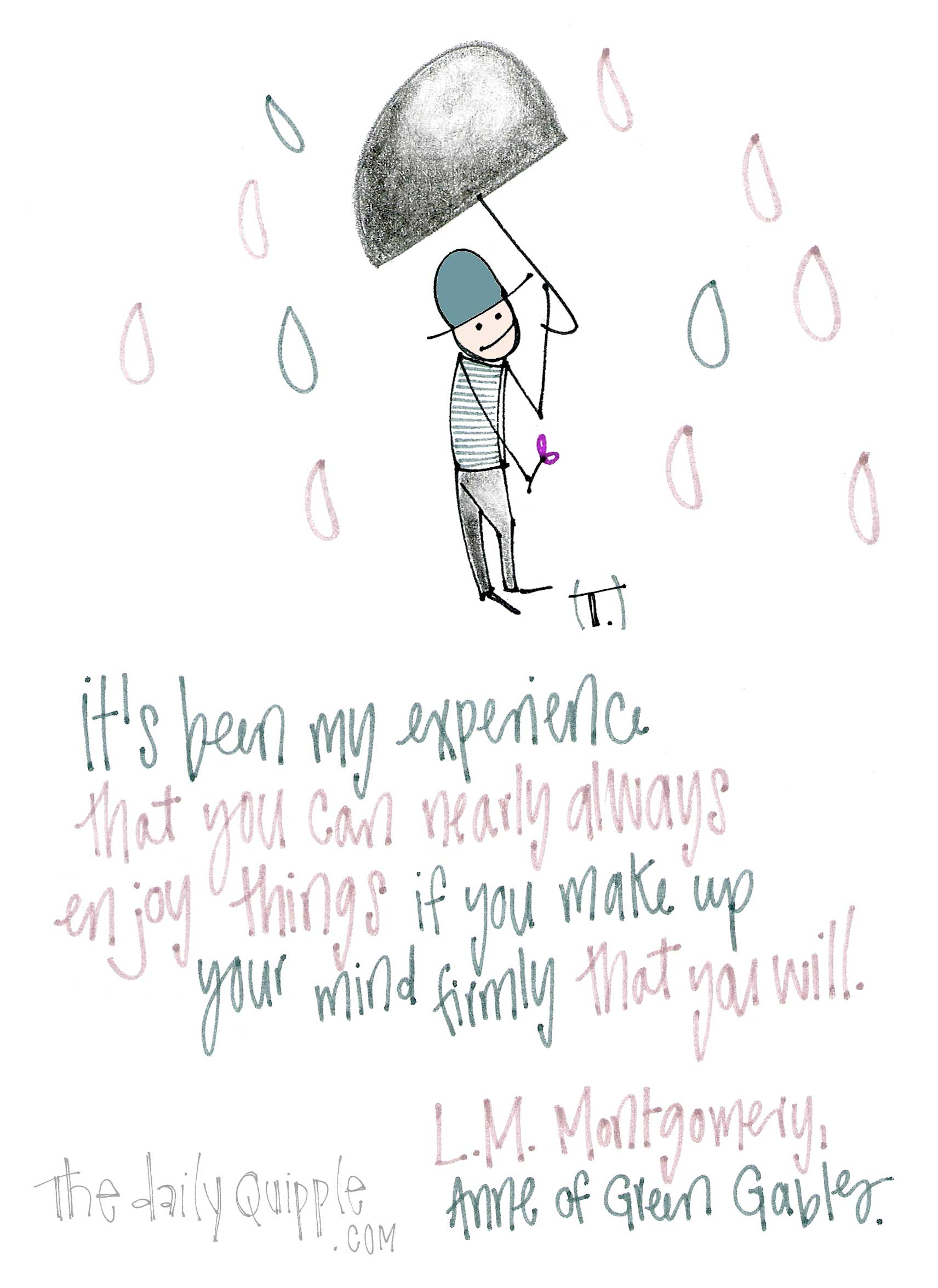 cute raindrop quotes