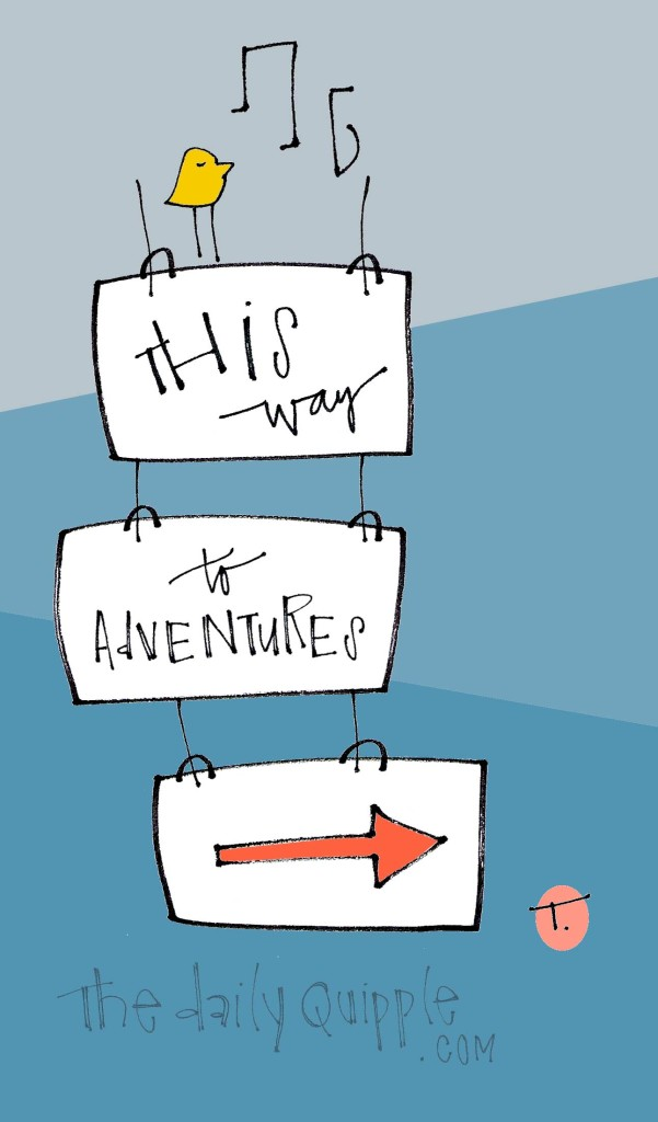 this way to adventures