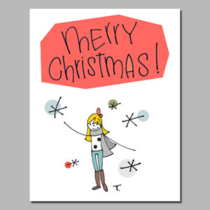 Good Tidings to You and Your Kin Digital Print