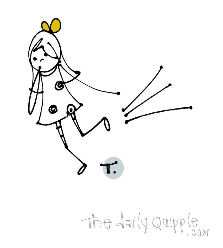 Always On The Go | The Daily Quipple