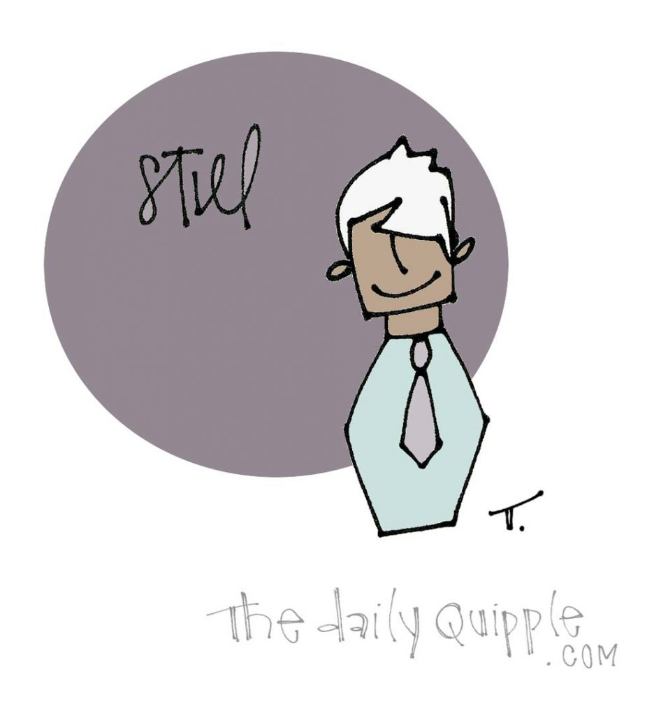 One Little Word to Get You Through Your Day | The Daily Quipple