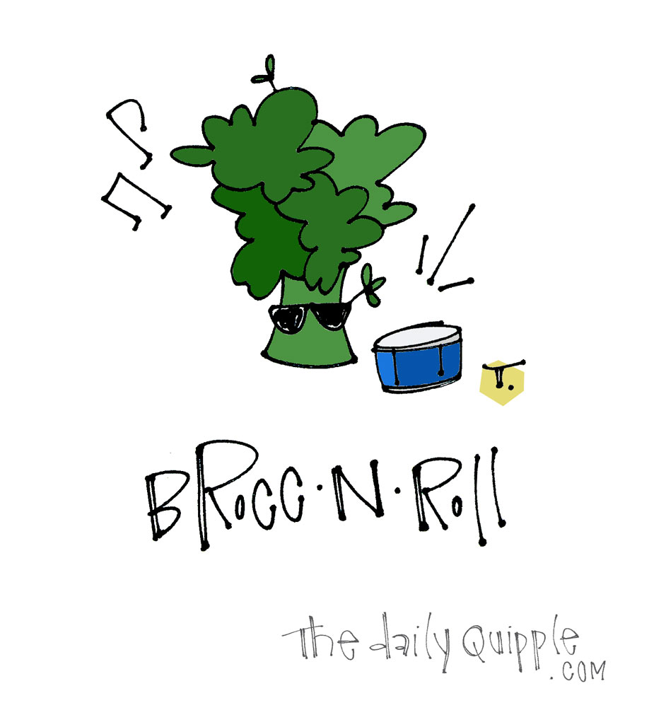 Veggies are Cool | The Daily Quipple