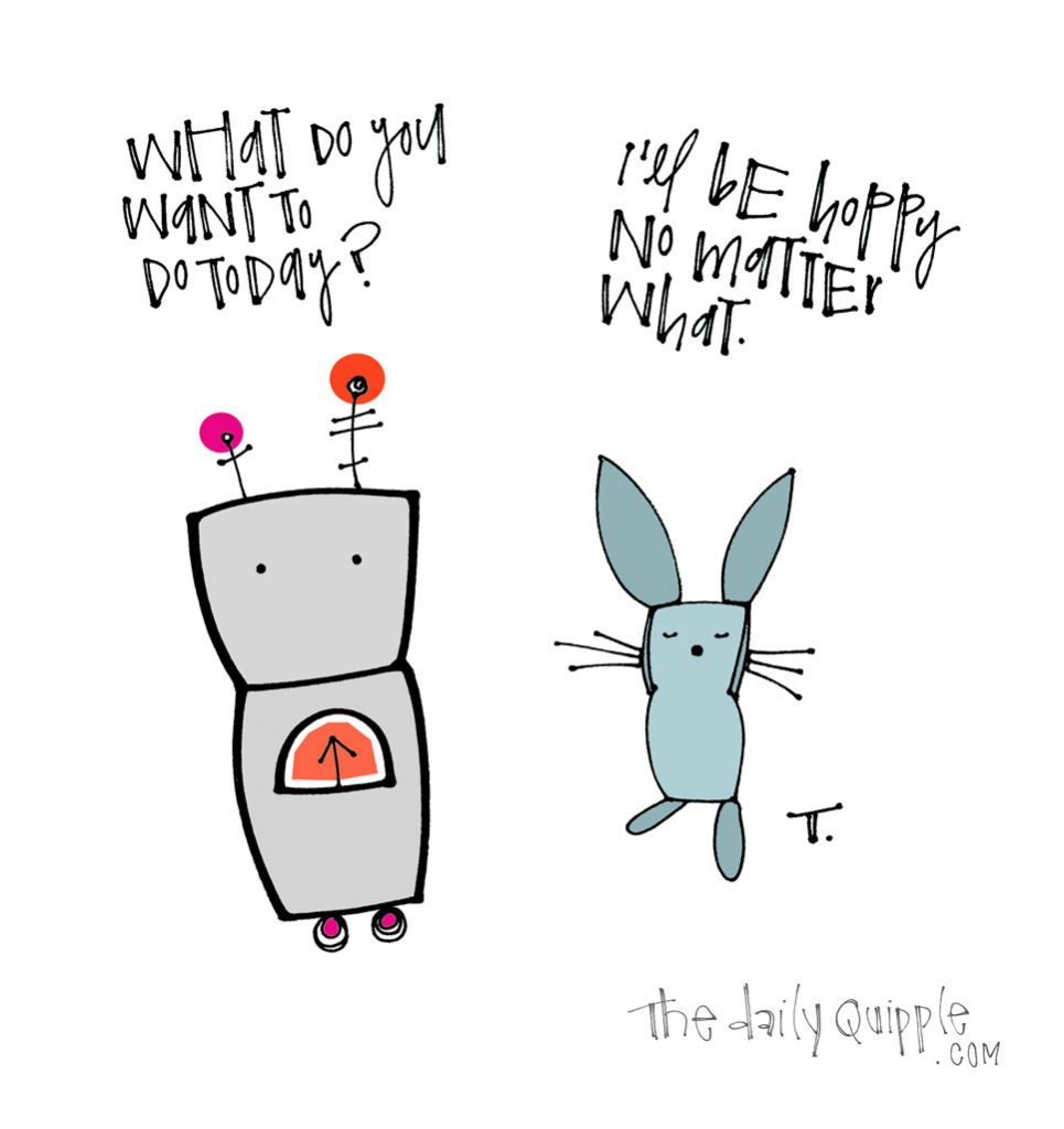 Bot and Bun | The Daily Quipple