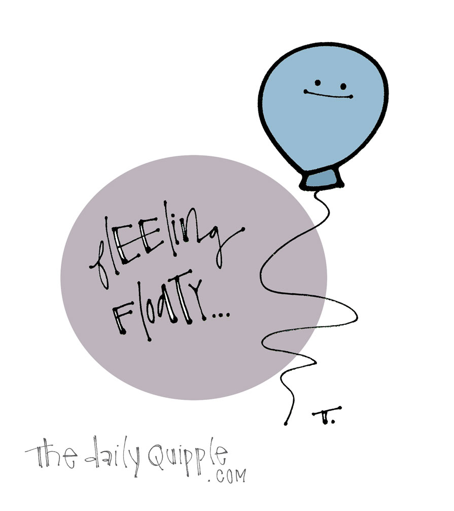 Thursday Headspace | The Daily Quipple