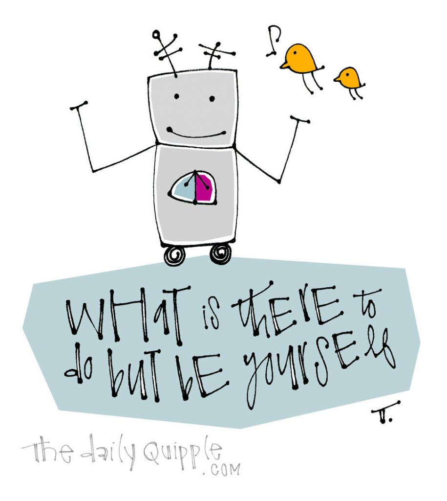 Bot Thoughts | The Daily Quipple