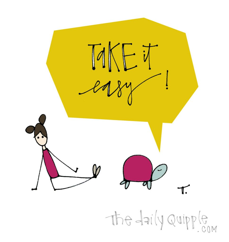 Plan a Break! | The Daily Quipple