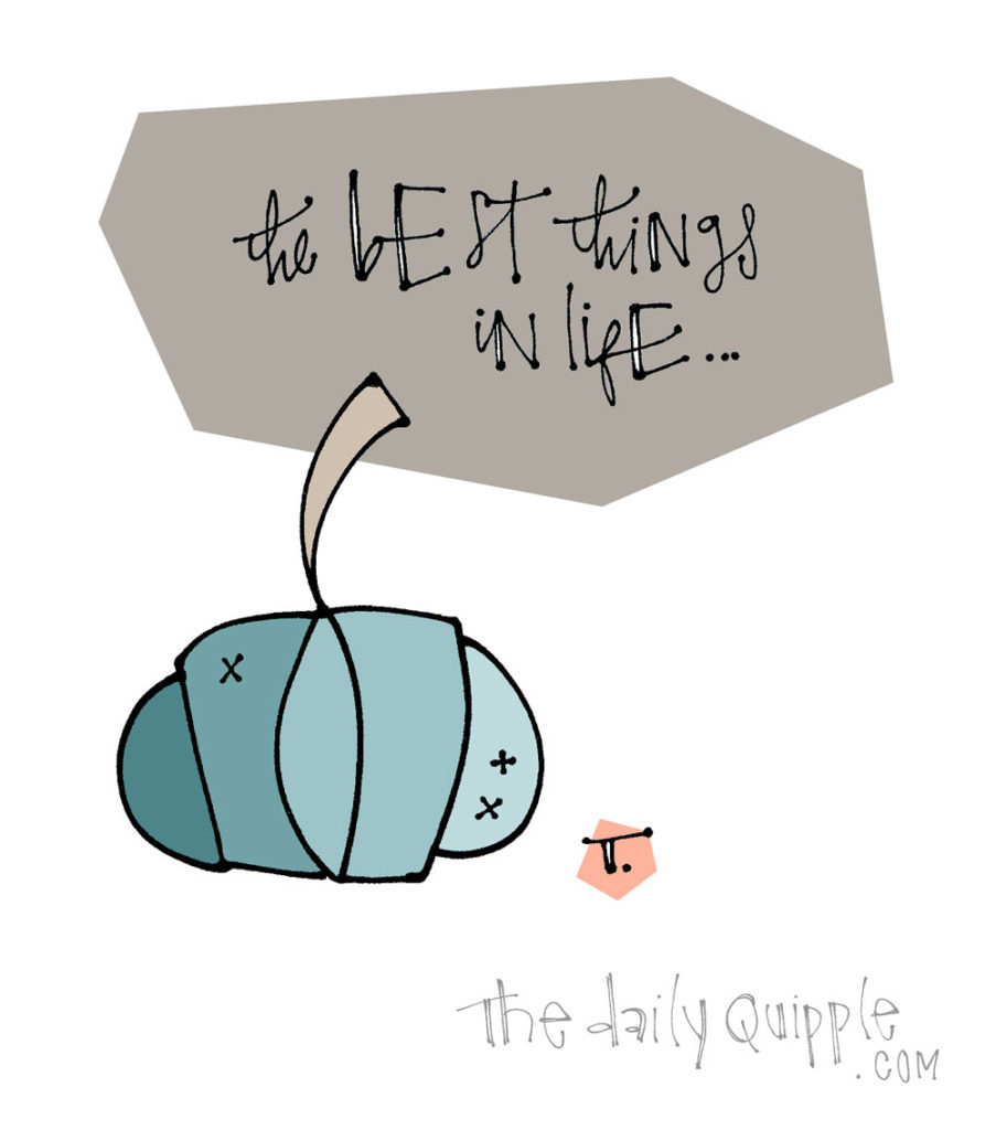 Happy Little Things | The Daily Quipple