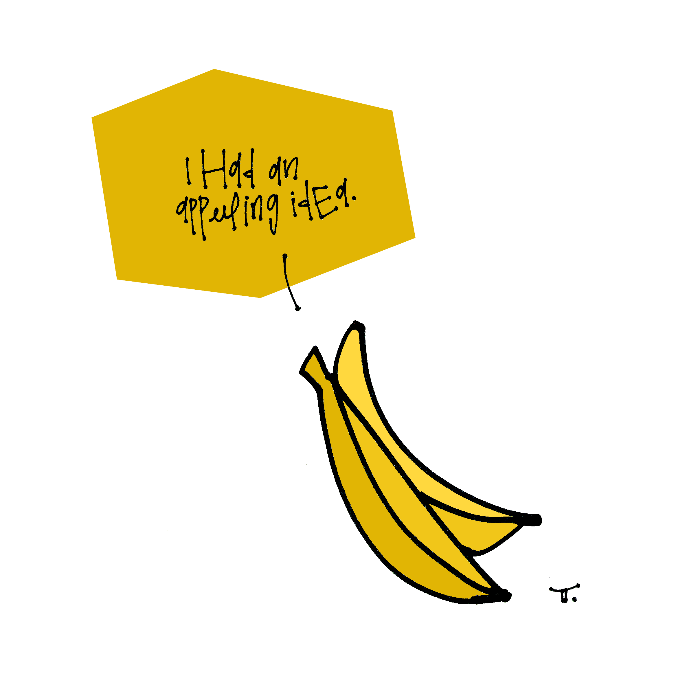 Banana Talk | The Daily Quipple