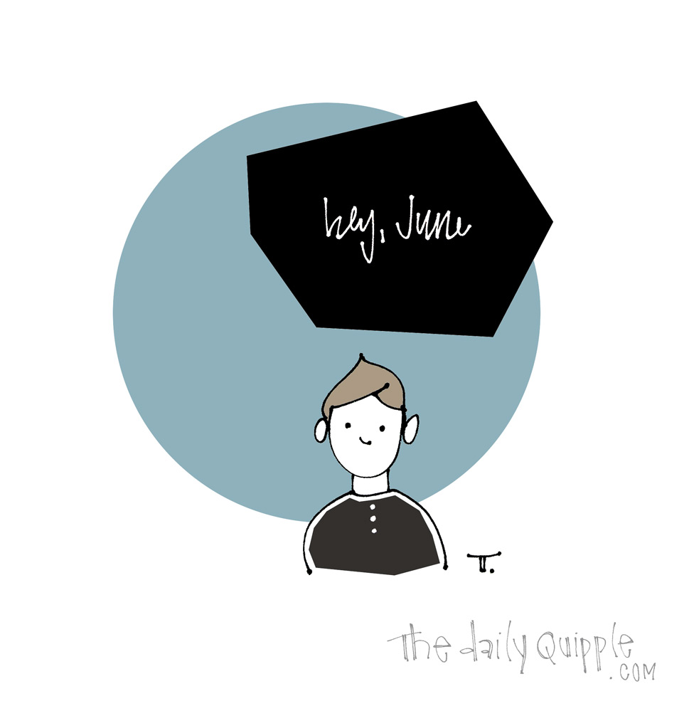 Let's Have Fun, June | The Daily Quipple