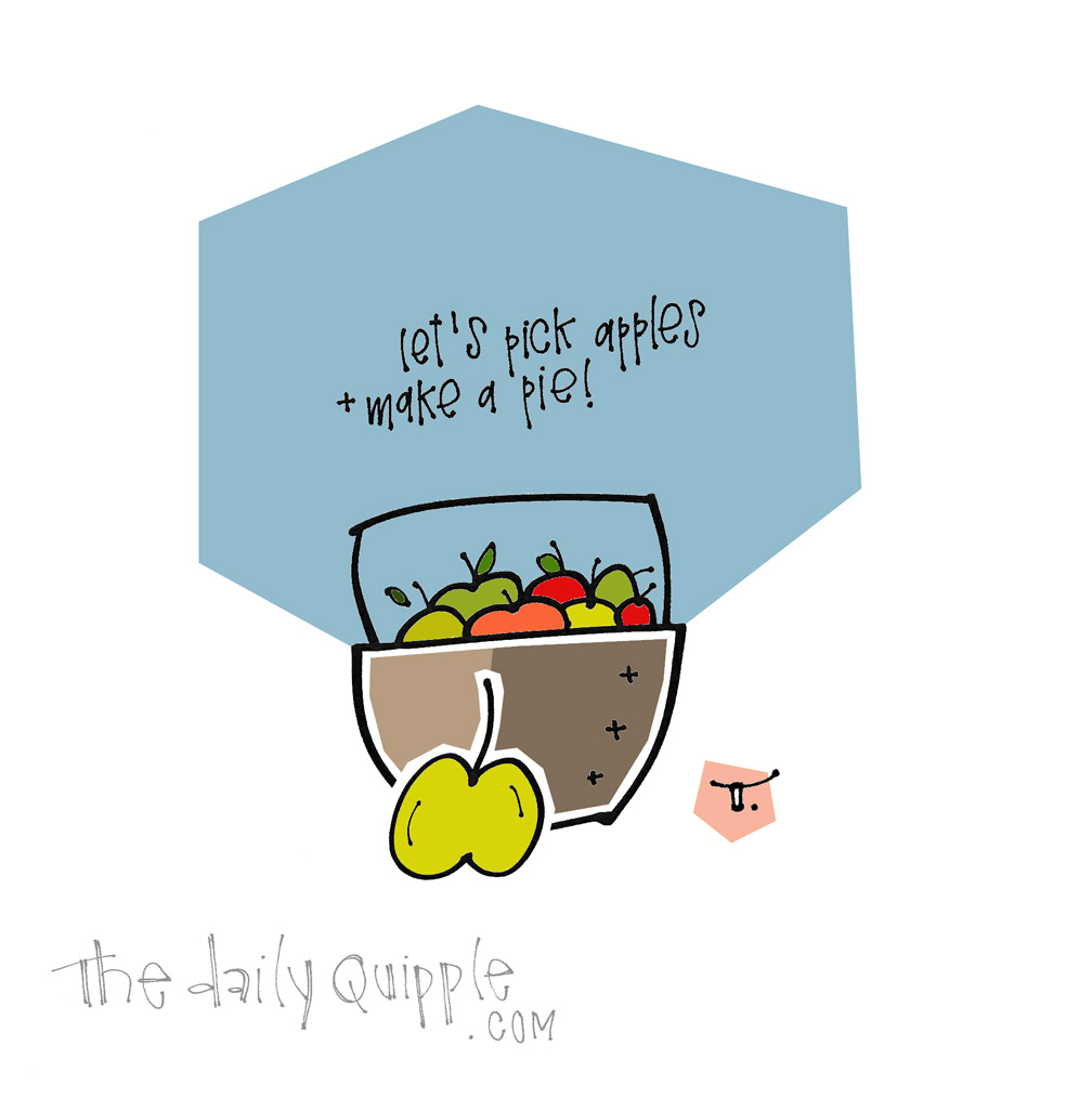 Feeling Picky | The Daily Quipple