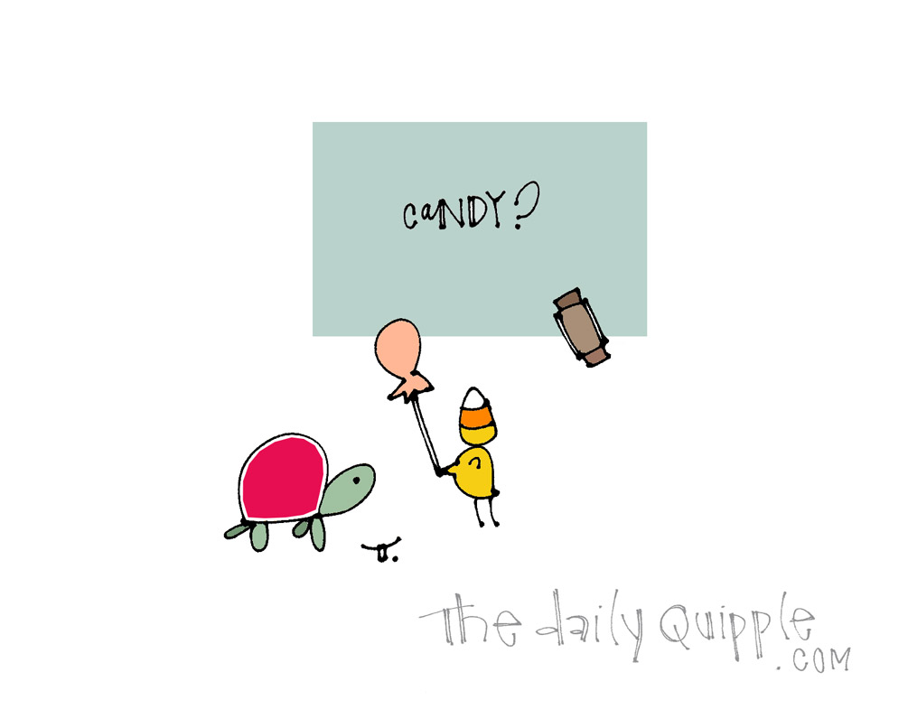 Candy Stash | The Daily Quipple