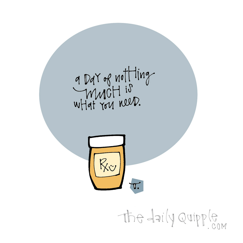 Have a Restful Sunday | The Daily Quipple