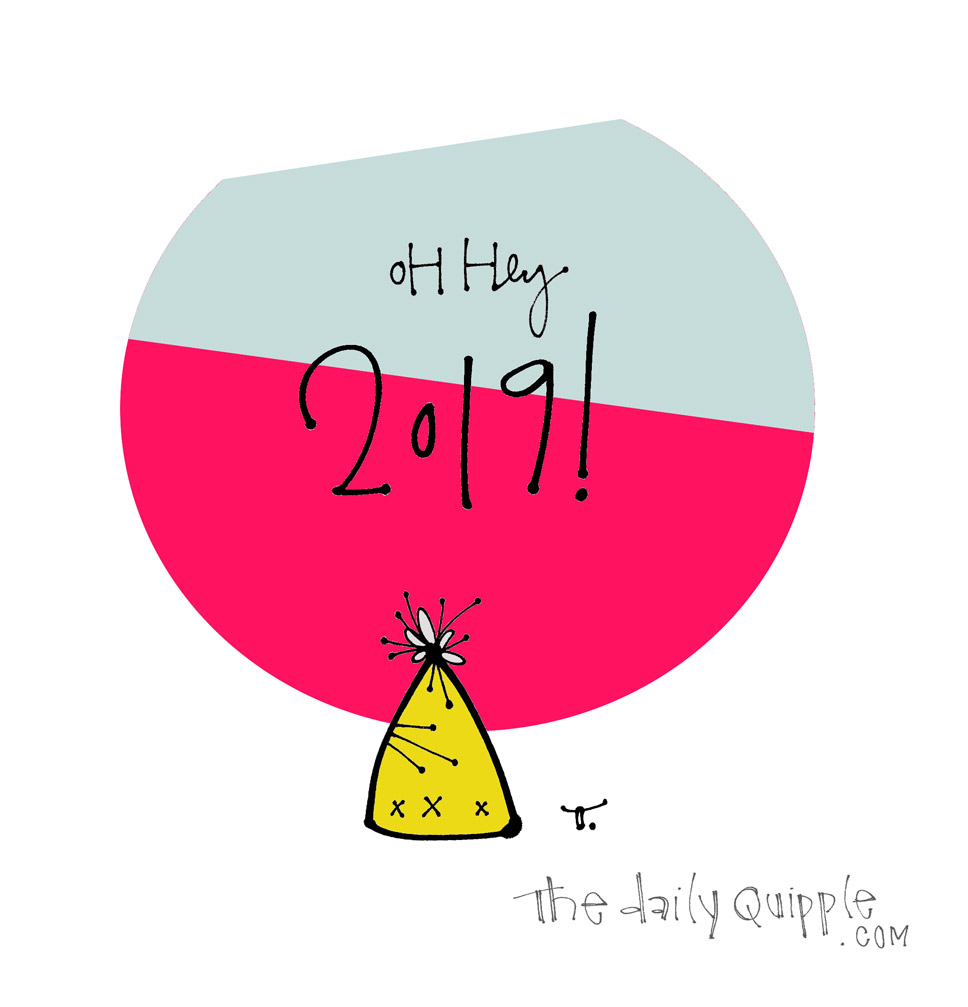 2019 is Here | The Daily Quipple