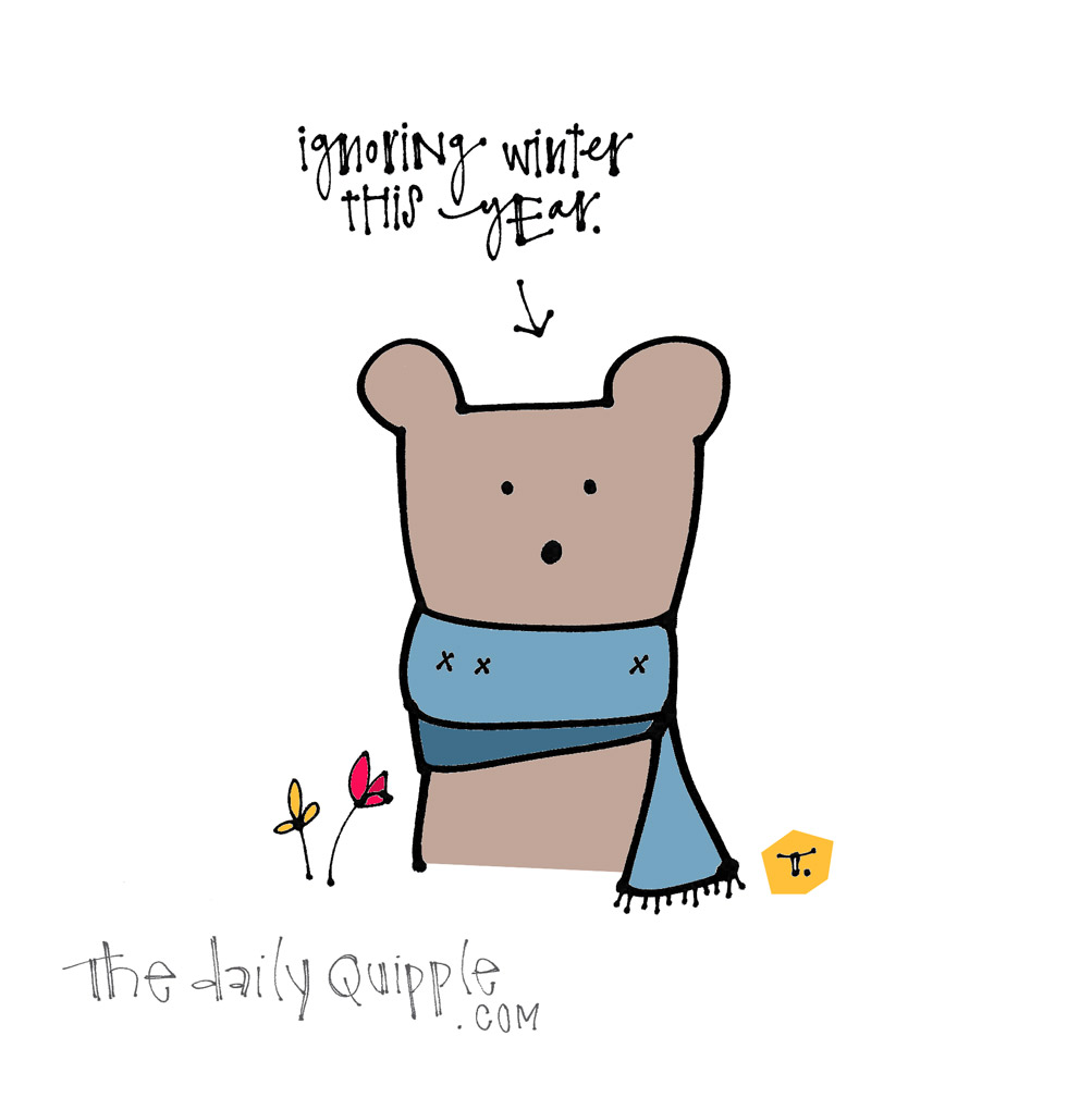 How to Bear It | The Daily Quipple