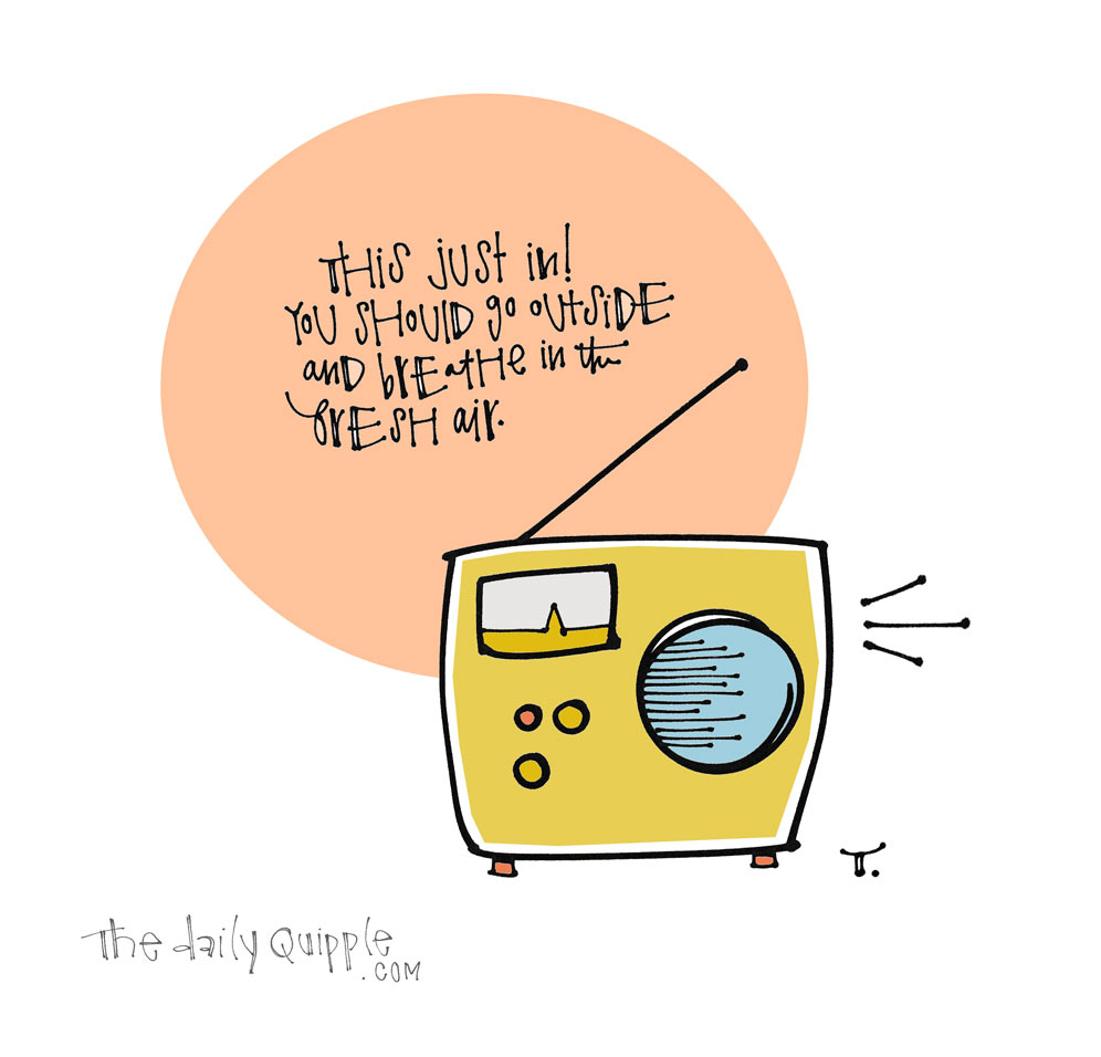 Very Important Message | The Daily Quipple
