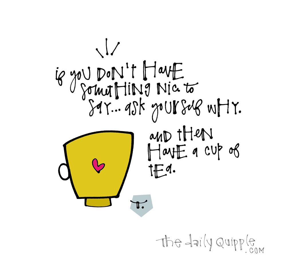 tea quotes | The Daily Quipple