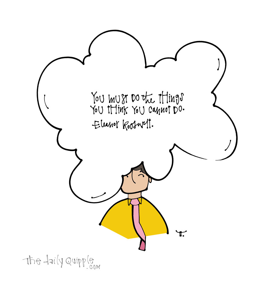 Think You Can | The Daily Quipple